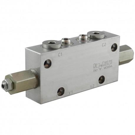 dual counterbalance 3/8 VBSO DE FCB NN 38.35