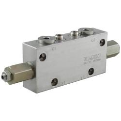 Dual counterbalance 3/8 VBSO DE FCB NN 38.35 1:3