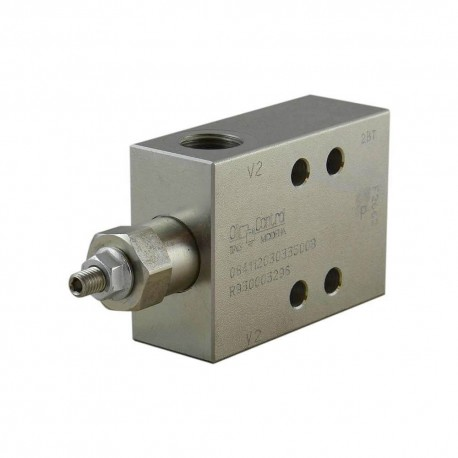 Single counterbalance 1/2 A VBSO SE 30 FC1 SAE 12 35 B
