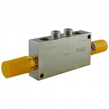 dual counterbalance 3/4 A VBSO DE CC 34 R3/1 (C1 140) et (C2 250)