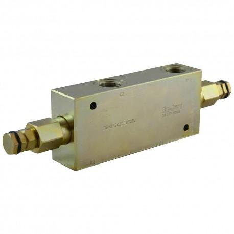 dual counterbalance 1/2 A VBSO DE 30 CC 12 35 R4.2:1