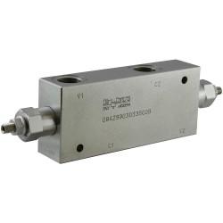 dual counterbalance 1/2 A VBSO DE 30 VS5 C2V2.12.35.B