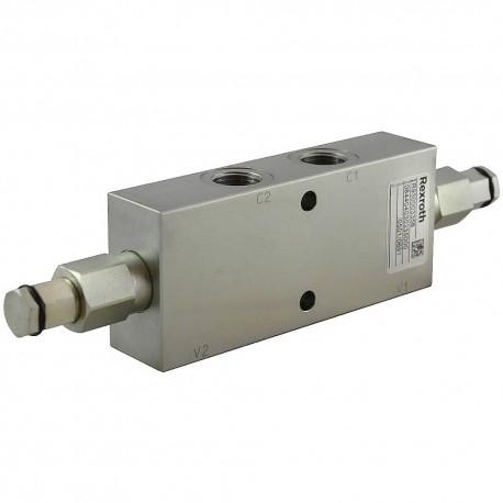 dual counterbalance 1/2 A VBSO DE 30 CC CSL 12 35