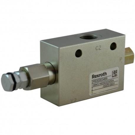 Single counterbalance 1/2 A VBSO SE 30 CC 12 35 PRPF A