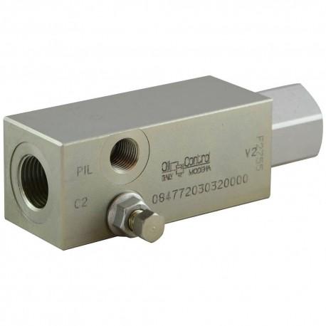 Single counterbalance 1/2 A VBSO SE 30 STR.PIL