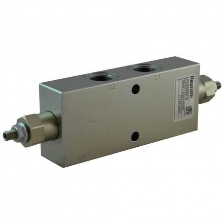 dual counterbalance 1/2 A VBSO DE 30 CSL PI 12 35 A