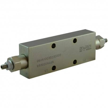 dual counterbalance 3/8 A VBSO DE 30 FCB PI 38 35