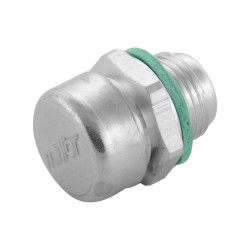 Breather plug 3/8'' - 40µ