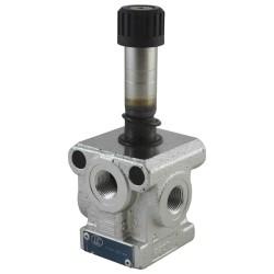 """Déviateur de débit hydraulique 3 voies 50l/mn 3/8"""" VS81D"""