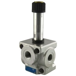 """Déviateur hydraulique 3 voies 120l/mn 1/2"""" VS91NI"""