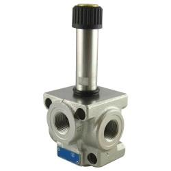 """Déviateur hydraulique 3 voies 140l/mn 3/4"""" VS92AI"""