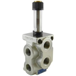 Flow diverter 6V 140l/mn 3/4 VS312 6BI without coil C65