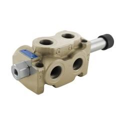 Flow diverter 6V 140l/mn 3/4 VS312 6EE without coil C65