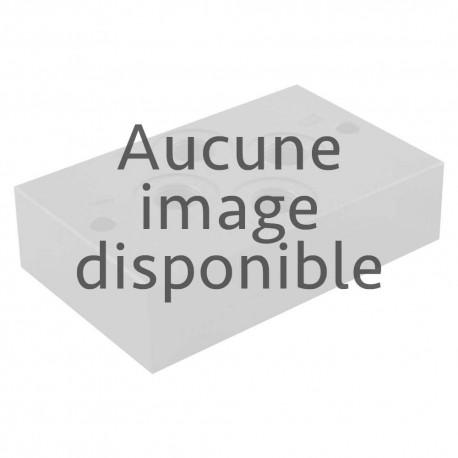 plate cetop3 4él acier 1/2 3/8 LP