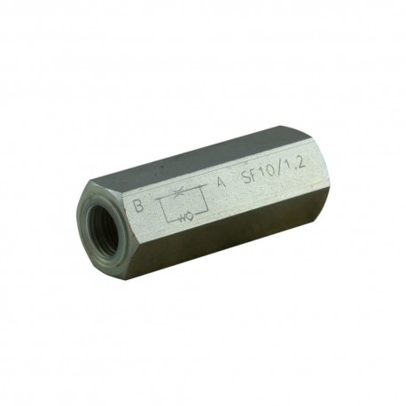 unidirectional limiter 3/8 1,2mm