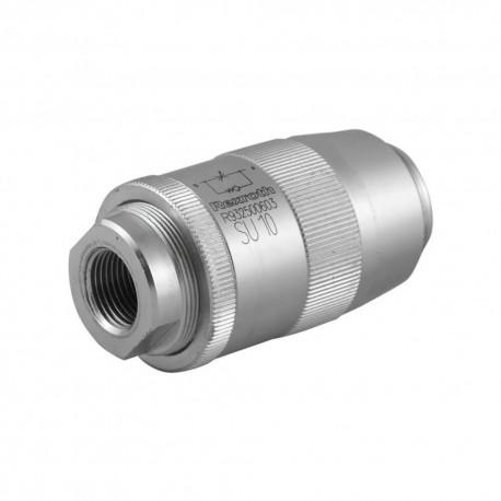 Way flow control valve 3/8'' 30l/mn 350 bar