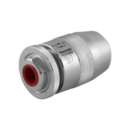Way flow control valve 1/4 12l/mn 350 bar