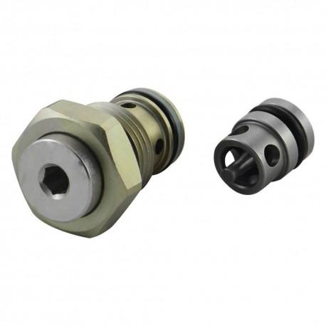 Unidirectionnal check valve VU 38 P G A