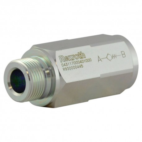 Clapet 8bar 34 VU MF 34 01 350Bar