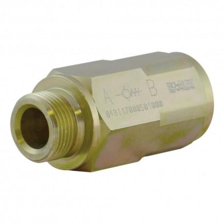 Clapet 8bar 1-5/16 UNF VU MF 100 2B 350 bar