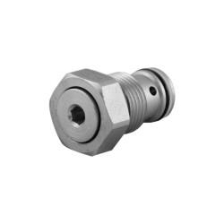 Clapet anti-retour cartouche VU N 38 1 bar