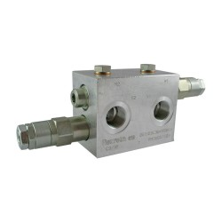 motor valve dual cross relief and anti cavitation VSD DI VA 150 34 35