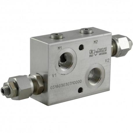 Motor valve VSDI 30 38 20
