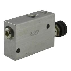 Pilot operated sequence 150l/mn 1/2 VSQP 150 V 12 200 bar setting par