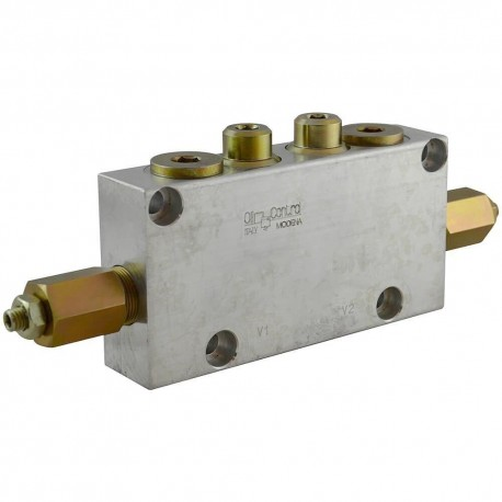 dual counterbalance 3/4 VBSO DE FC2 34 1:3.35