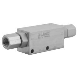 Clapet piloté DE 3/8 VSO DE L 38 MP 8 bar 1:9