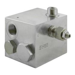 Bloc hydraulique basse pression haute pression automatique