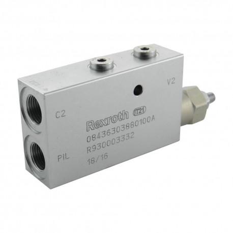 Single counterbalance A VBSO SE 30 18x15.35.01