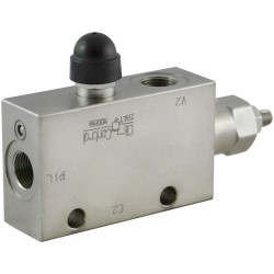 Single counterbalance A VBSO SE 30 VS5 C2V2 38 35E