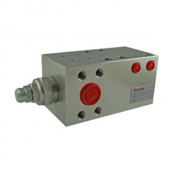 Valve d'équilibrage hydraulique Serie 42 Pilotage 13,1/1