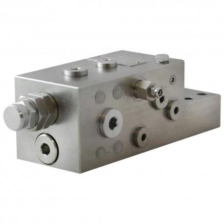 Valve moteur A VBC 33 FC 34 SAE 6000 40 C