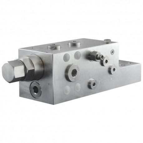 Valve moteur A VBC 42 FC 100 SAE 6000 40 C