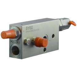 Clapet de sécurité hydraulique A VBC 90 Gauche mini pelle