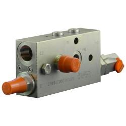 Balancing valve - A VBC 90 DC 12 EDX 40 02