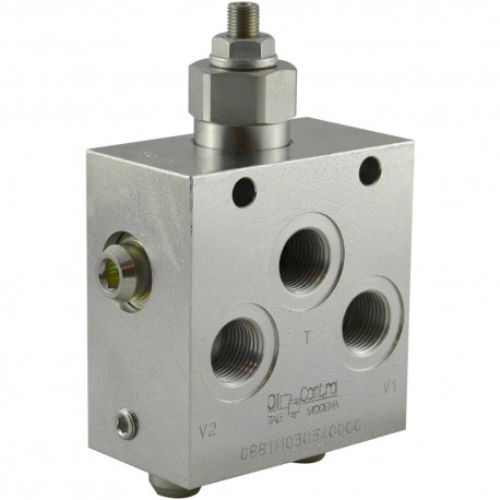 Valve moteur A VAA CC 150 12 40