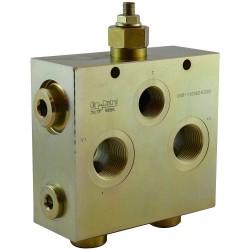 Valve pour moteur hydraulique A VAA CC 150 en 1 pouce