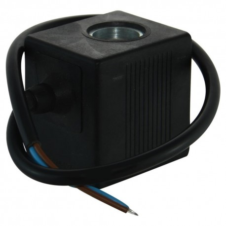 Bobine distributeur hydraulique REXROTH 24 volts C48D1 cable