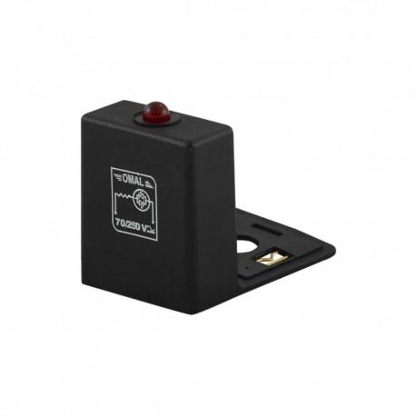 Connecteur adaptateur lumineux 70/250