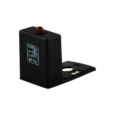 Connecteur adaptateur lumineux 24v
