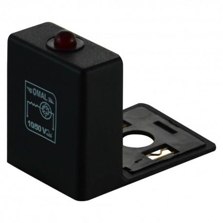 Connecteur adaptateur lumineux 110v