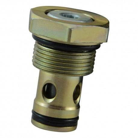 Clapet anti retour hydraulique cartouche 50 l/mn M24x1.5