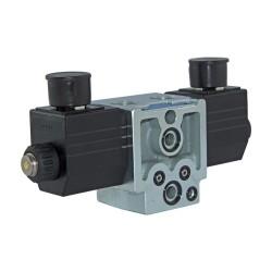 OCGF - Stackable 4x3 25l/mn CF EDB LS 3/8'' B201 bob 24Vcc C36
