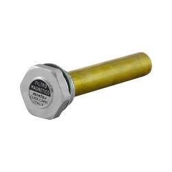 Drain plug - 3/4'' - Magnetic - FMC3G H alu