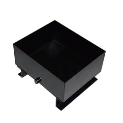 Total retention tray 130L S186 / S187