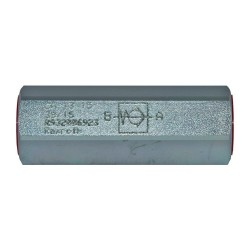 OCGF - Clapet anti retour 1/2'' 5 bar (80l/mn 350 bar)
