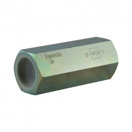 Clapet anti retour hydraulique en ligne 1''1/4 tarage8b